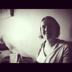 Photo taken at Baobab Café by Matthew S. on 10/9/2012