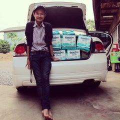 Photo taken at ร้านโชคอำนวย by Arty E. on 5/22/2013