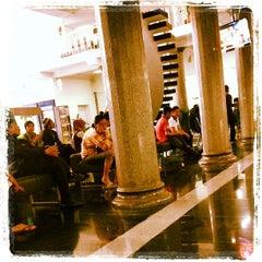 Photo taken at Bank Mandiri by Okky I. on 8/5/2013