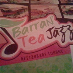 Photo taken at BarraN' Tea Jazz Restaurant Lounge by Dine H. on 2/16/2013