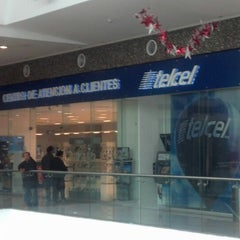 Photo taken at CAC Telcel by Diego E. on 1/2/2013