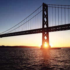 Photo taken at San Francisco-Oakland Bay Bridge by Kevin L. on 10/4/2013