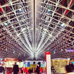 Photo taken at Terminal 2F by Alexandre V. on 12/17/2012