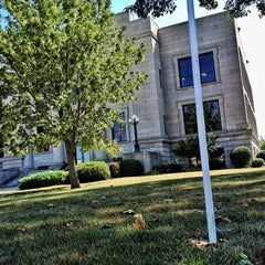 Photo taken at Henry County Courthouse by Beentheredoingthat on 8/28/2013