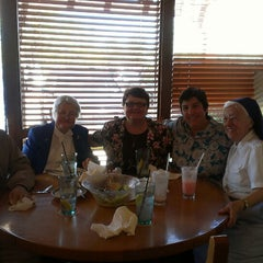 Photo taken at Olive Garden by Debbi C. on 5/8/2013