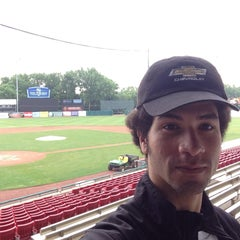 Photo taken at Fifth Third Bank Ballpark by SAuuuD on 6/24/2015