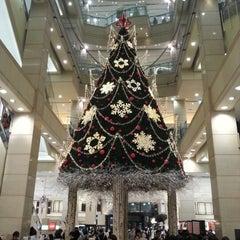 Photo taken at 신세계백화점 (SHINSEGAE Department Store) by John P. on 11/3/2012