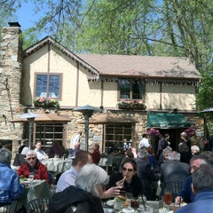 Photo taken at Old Angler's Inn by Tim C. on 4/20/2013