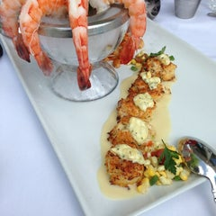 Photo taken at Ocean Prime by Lili C. on 6/20/2013