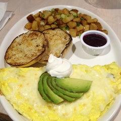 Photo taken at Egg Harbor Cafe by Ken C. on 10/29/2012