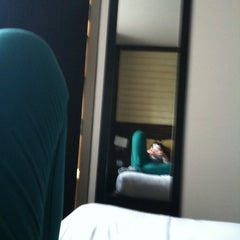Photo taken at Quality Maitrise Hotel by Lynn M. on 10/20/2012