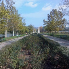 "Photo taken at Parcul ""La Izvor"" by Dmitri G. on 10/26/2012"