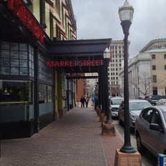 Photo taken at Market Street Grill by Mike S. on 4/6/2013