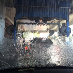 Photo taken at Madison Car Wash by Danielle H. on 2/8/2015