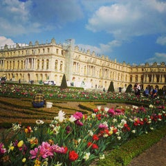 Photo taken at Palace of Versailles by Mutita J. on 5/3/2013