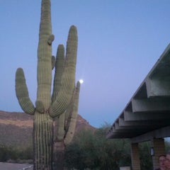 Photo taken at Usery Mountain Regional Park by Paul S. on 10/28/2012