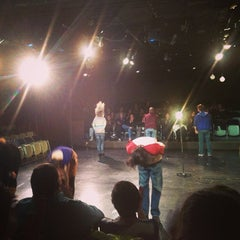 Photo taken at Greenhouse Theater Center by Jill E. on 4/7/2013