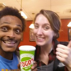 Photo taken at TOGO'S Sandwiches by Domenic M. on 11/2/2013
