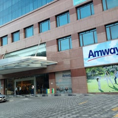 Photo taken at Amway Singapore by Girard A. on 1/28/2013
