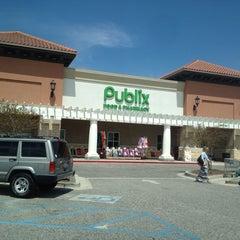 Photo taken at Publix by Ellen S. on 4/3/2014