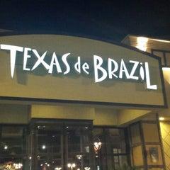 Photo taken at Texas de Brazil by Javier C. on 9/18/2013