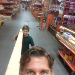 Photo taken at The Home Depot by Jeff C. on 1/9/2015