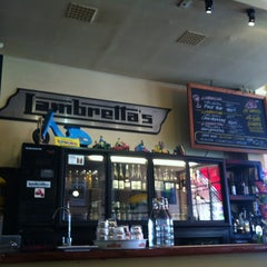 Photo taken at Lambretta's Cafe & Bar by Stephanie L. on 1/19/2014