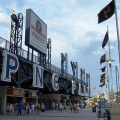 Photo taken at PNC Park by Matt P. on 7/8/2013