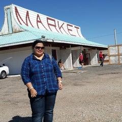 Photo taken at Desert Star Ranch Market by Bob M. on 10/11/2013