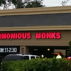 Photo taken at Harmonious Monks by Johnny H. on 7/14/2013