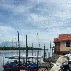Photo taken at Kuala Gula Sanctuary Resort by Jenn H. on 12/20/2012