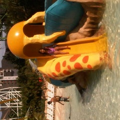 Photo taken at Parque Dunas by Maria Fernanda N. on 11/18/2012