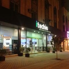 Photo taken at itechia by Housam B. on 12/18/2012