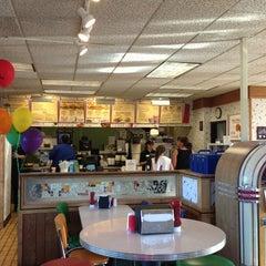 Photo taken at Burgerville, USA by Kiwi C. on 7/28/2013