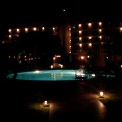 Photo taken at Hotel Lucerna by Eduardo S. on 12/9/2012