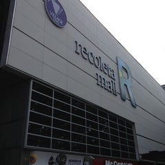 Photo taken at Recoleta Mall by MaRk1ToX on 11/17/2012