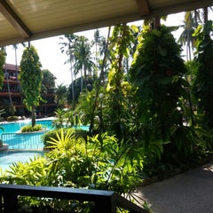 Photo taken at Patong Merlin Hotel Phuket by Stephano L. on 3/25/2015
