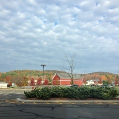 Photo taken at The Shoppes at Farmington Valley by Mike V. on 10/22/2013