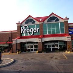 Photo taken at Kroger by Tom B. on 8/30/2013