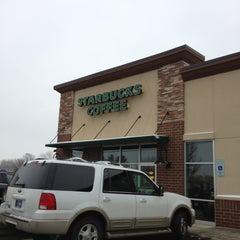 Photo taken at Starbucks by Tom B. on 3/7/2013