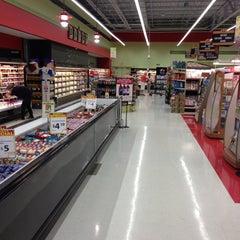 Photo taken at Marsh Supermarket by Tom B. on 5/16/2013