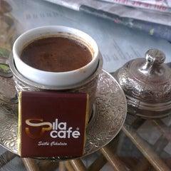 Photo taken at Sıla Cafe by Gülşah G. on 6/12/2013