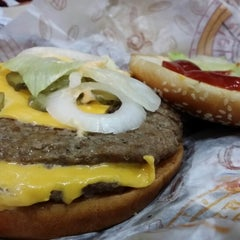 Photo taken at Burger King by NJM A. on 4/10/2014