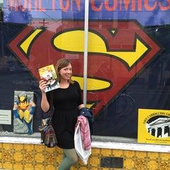 Photo taken at More Fun Comics by Jax on 4/18/2015
