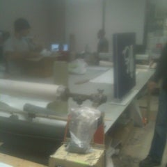 Photo taken at DCL Graphics Dept. by Ryan L. on 11/2/2012