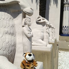 Photo taken at Rosicrucian Egyptian Museum by Thirsty T. on 4/12/2013