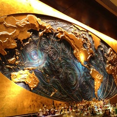 Photo taken at Lobby Bar by Allison H. on 10/26/2013