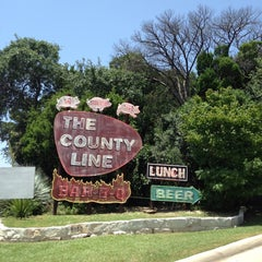 Photo taken at County Line On the Hill by Phillip K. on 8/7/2013
