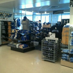Photo taken at University Bookstore by Bobbi T. on 1/6/2012