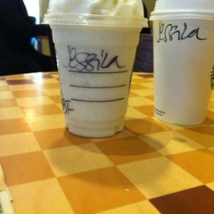 Photo taken at Starbucks by jessica c. on 5/7/2012